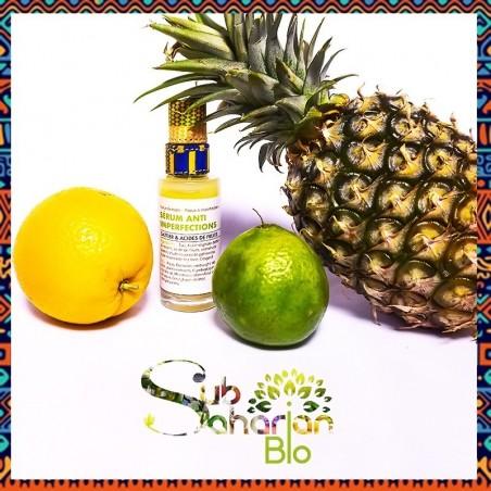 "SERUM ANTI - IMPERFECTIONS 50ML ""Carapa & Acides de Fruits"""